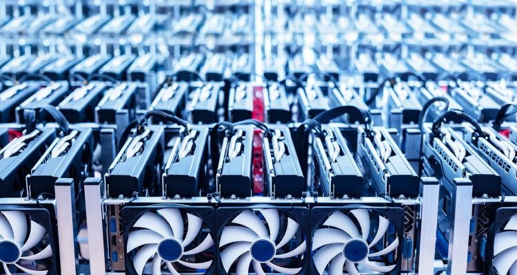 Bitcoin mining farm it hardware PMCWJGQ